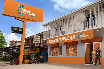 Agencias Banco Popular